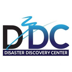 Disaster Discovery Center logo