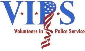 Volunteers in Police Service logo