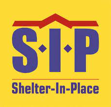 Shelter-in-Place logo