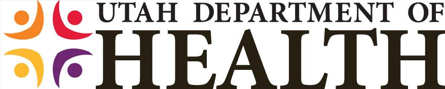 Utah Department of Health logo